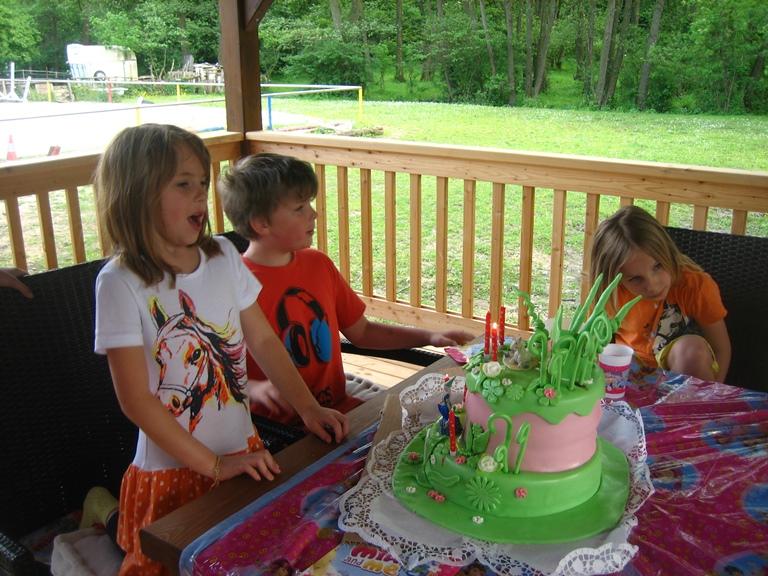 Geburtstagsparty am Hammerwiesenhof
